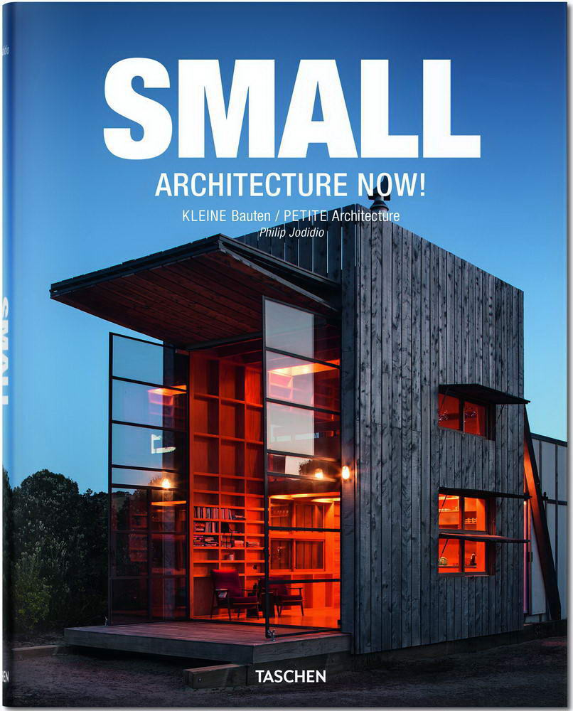 Architecture Now! Small. Kleine Bauten / Petite Architecture. (ARCH_NOW_SMALL_CO_INT_3D_02883_1000)