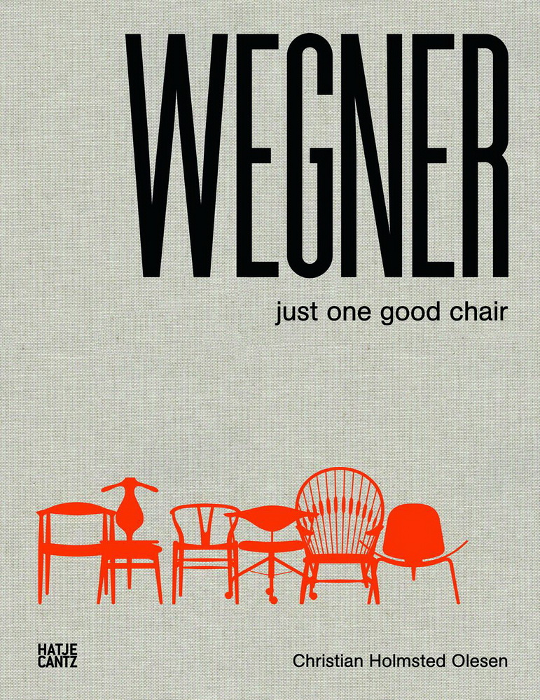 Christian Holmsted Olesen WEGNER – just one good chair. (00003808)