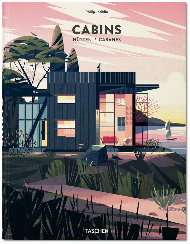 Philip Jodidio, Cabins. (cabins_va_int_3d_04605_1408141542_id_829152)