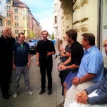 Stifters Rosenhaus - Book Release Party. Foto: Albrecht Meyer. (DerRaumjournalist_1608_01_WP_20160729_19_40_41_Pro)