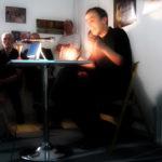 Stifters Rosenhaus - Book Release Party. Foto: Der Raumjournalist Thomas Geuder. (DerRaumjournalist_1608_16_IMG_0187)
