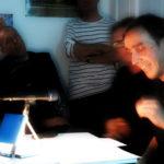 Stifters Rosenhaus - Book Release Party. Foto: Der Raumjournalist Thomas Geuder. (DerRaumjournalist_1608_19_IMG_0195)
