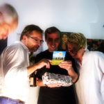 Stifters Rosenhaus - Book Release Party. Foto: bildhübsche fotografie Andreas Körner. (DerRaumjournalist_1608_28_Uwe-Bresan_BookRelease_Stifters-Rosenhaus_Raumgalerie_131)