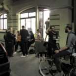 Die Architektur der Stadt - Aldo Rossis Gegenwelten. Foto: Der Raumjournalist Thomas Geuder. (DerRaumjournalist_1705_20_IMG_1775)
