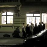 Die Architektur der Stadt - Aldo Rossis Gegenwelten. Foto: Der Raumjournalist Thomas Geuder. (DerRaumjournalist_1705_21_IMG_1780)