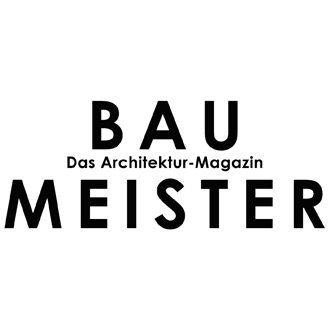Logo Baumeister Quadrat. (baumeister-logo)