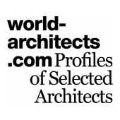 Logo World-Architects. (logo_world_pos_reg)