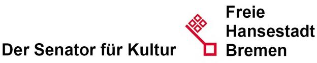 Logo Kulturbehörde Bremen. (Logo SfK Kulturbehörde Bremen)