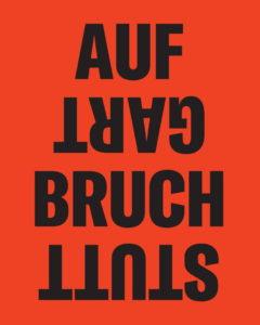 Logo Aufbruch Stuttgart. (Aufbruch Stuttgart Logo)