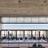 Chinas neue Architektur. Im Bild: Seashore Library, Beidaihe, Architekt: Vector Architects. Foto: He Bin. (Chinas neue Architektur_2004_03_Vector Architects_He Bin)