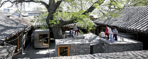 Chinas neue Architektur. Bild: . (_Su Shengliang (1) - Kopie)
