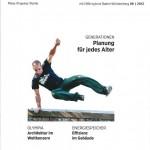 Titelbild des Deutschen Architektenblatts, Ausgabe 08 | 2012