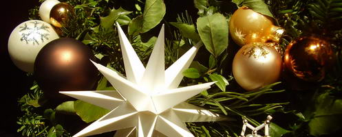 Der Raumplausch XIV Weihnachtsraumplausch. Foto: Anja Kleiner / pixelio. (DerRaumjournalist_104344_original_R_K_by_Anja Kleiner_pixelio.de_497)