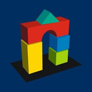 Logo Messe BAU. (BAU-Logo)