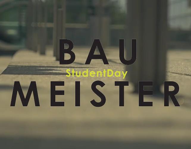 Baumeister StudentDay 2015 Nürnberg. (BaumeisterStudentDay2015)