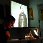 Stifters Rosenhaus - Book Release Party. Foto: Der Raumjournalist Verena Funk. (DerRaumjournalist_1608_12_P1170802)