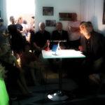 Stifters Rosenhaus - Book Release Party. Foto: Der Raumjournalist Thomas Geuder. (DerRaumjournalist_1608_13_IMG_0177)