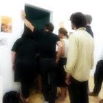 Stifters Rosenhaus - Book Release Party. Foto: Der Raumjournalist Verena Funk. (DerRaumjournalist_1608_22_P1170819)
