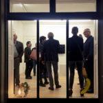 Licht entfesselt - das Haus des Landtags BW. Foto: Laura Sudbrock / Licht Kunst Licht. (DerRaumjournalist_1706_web_02_IMG_1769)